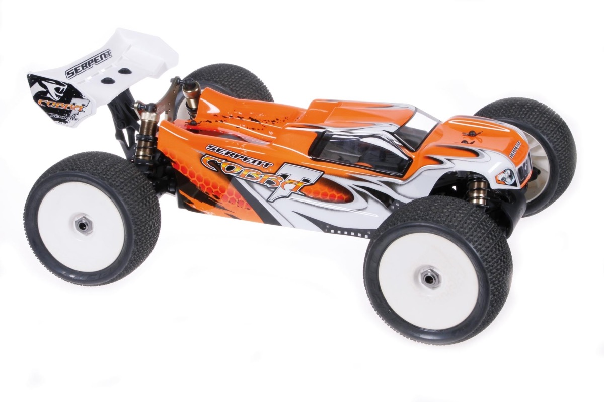 SERPENT COBRA TRUGGY BRUSHLESS RTR 1/8