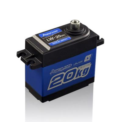 POWER HD SERVO HD-LW-20MG MG DIGITAL WATERPROOF (20.0KG/0.16SEC)