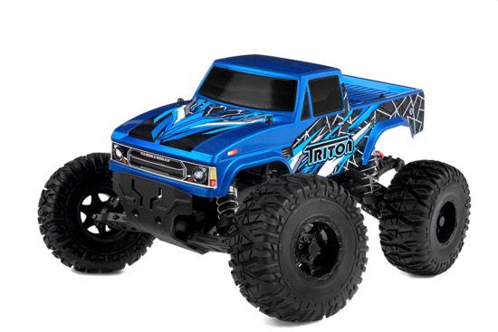 CORALLY TRITON SP 2WD TRUCK 1/10 BRUSHED RTR